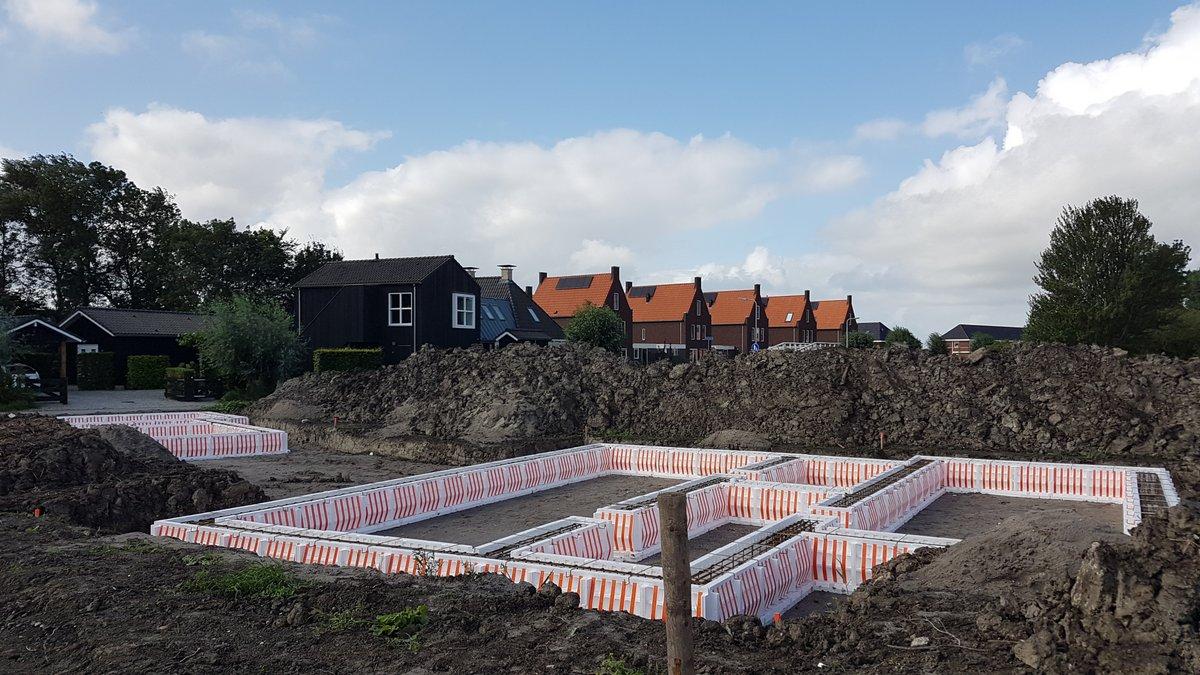 Voortgang bouw Harinxmaland (3)